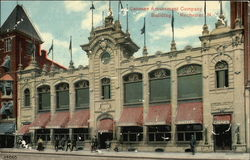 Genesee Amusement Company Building