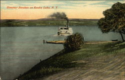 Steamer Steuben on Keuka Lake