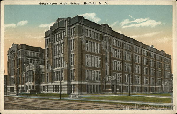Hutchinson High School Buffalo New York