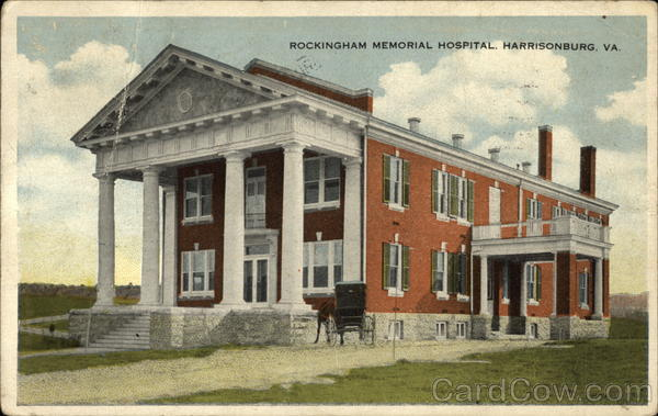 Rockingham Memorial Hospital Harrisonburg Virginia
