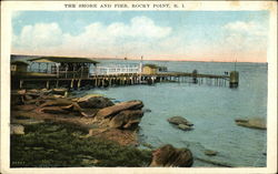 Water View - The Shore and Pier