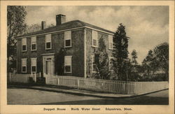 Daggett House at North Water Street