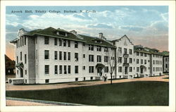 Aycock Hall at Trinity College Postcard