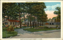 Cliff Hotel Cottages, North Scituate Beach