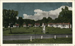 The Robinwood Cabins