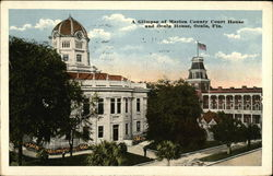 Marion County Court House and Ocala House