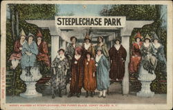 Merry Makers at Steeplechase, The Funny Place
