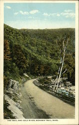 The Trail and Cold River, Mohawk Trail
