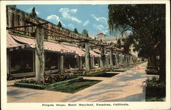 Hotel Maryland - Pergola Shops
