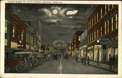 Night Scene of State Street