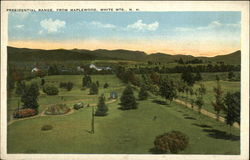 Presidential Range, From Maplewood, White Mts., N.H