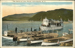 The Doris on Lake Placid