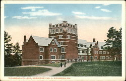 Richmond College, Dormitory No 2