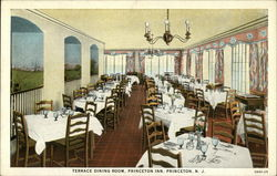 Princeton Inn - Terrace Dining Room