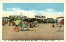 The Belmont Bathing Beach and Hotel