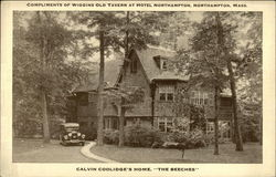 Calvin Coolidge's Home, The Beeches