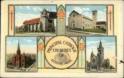 Principal Catholic Churches