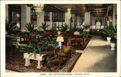 Lobby, the Dayton-Biltomore