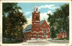 Precious Blood Church