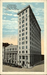 Commercial National Bank and American Trust Co. Bldg