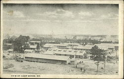 View of Camp Meade