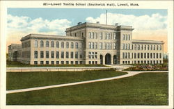 Lowell Textile School (Southwick Hall)