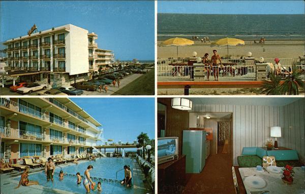 Palm Beach Motel Wildwood Crest Nj
