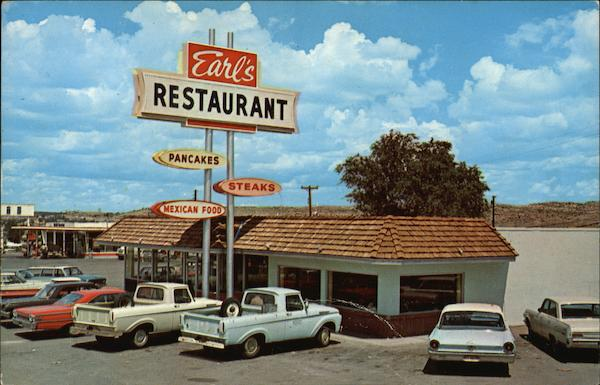 Earl's Restaurant Gallup New Mexico