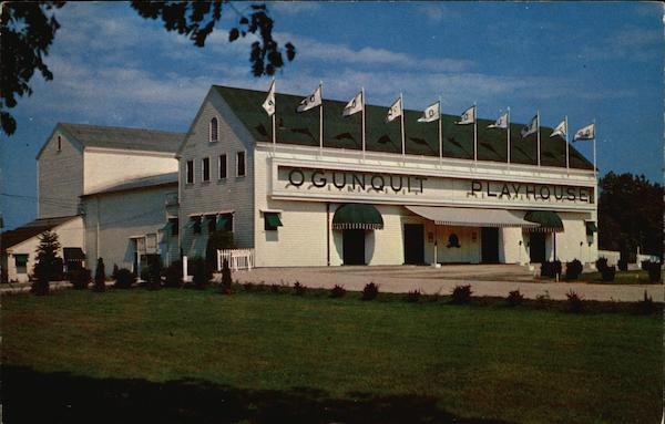 Ogunquit Playhouse Maine