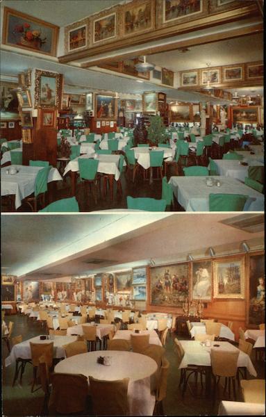 Haussner S Restaurant