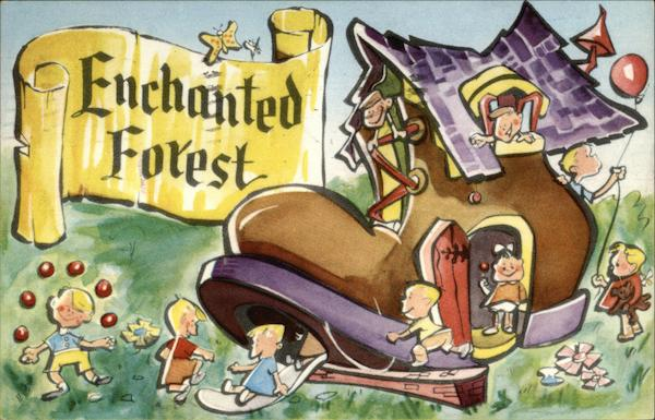 Enchanted Forest Baltimore Maryland