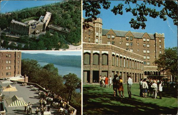 U.S. Military Academy - Hotel Thayer West Point New York