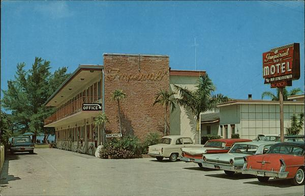 Imperial Apt. Motel St. Petersburg Florida