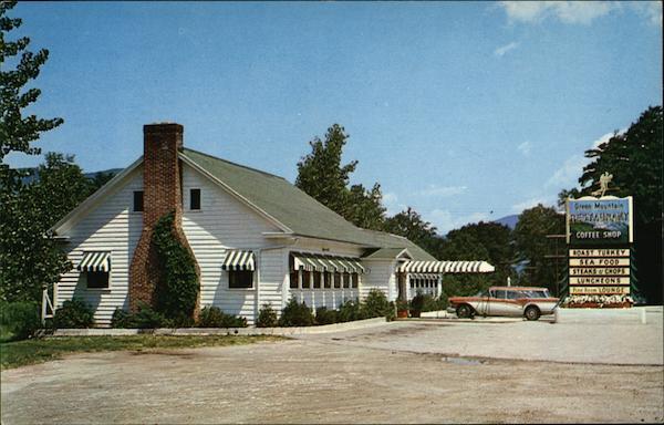 Green Mountain Restaurant & Diner Arlington, VT