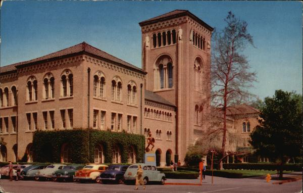 Administration Building, University of Southern California Los Angeles
