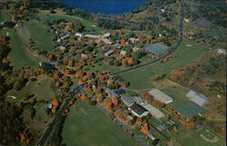 Aerial View of The Hotchkiss School