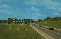 The Garden State Parkway