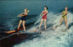 Water Skiing a Thrilling Sport