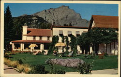 Homestead Hotel Postcard