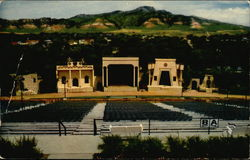Black Hills Passion Play Amphitheater Postcard