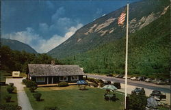 Willey House Site - Crawford Notch State Park