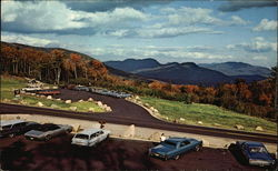 View from Kancamagus Highway - Graham Wangan Grounds