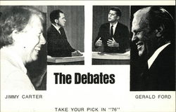 "The Debates - Take Your Pick in ""76"""