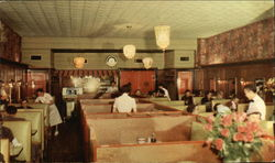 The Kong Chow Restaurant Postcard