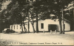 N. E. F. Tabernacle, Conference Grounds
