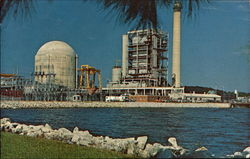 Carolina Power & Light Company's H.B. Robinson Fossil and Nuclear Power Plant