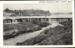 Historic Pawtucket Falls