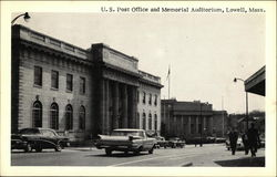 U. S. Post Office and Memorial Auditorium