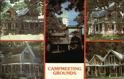Martha's Vineyard Camp Grounds