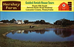 Hershey Farm - Guided Amish House Tours